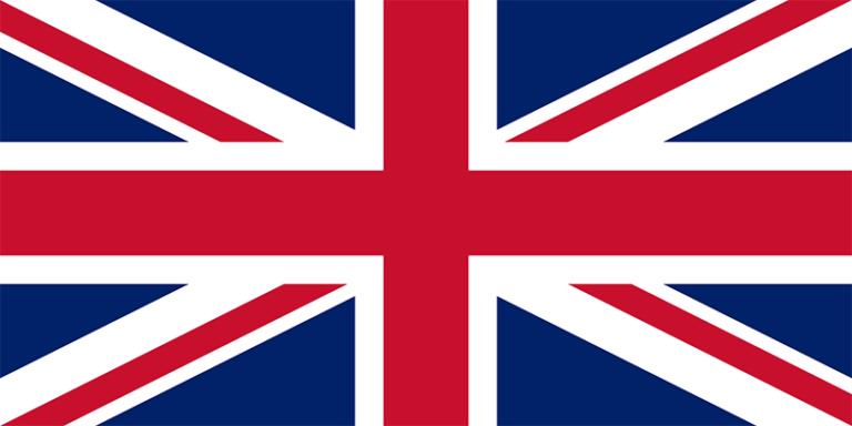 England and Wales Flag